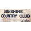 Sunshine Country Club Estates - Private Logo