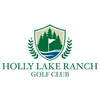 Holly Lake Ranch Golf Course - Private Logo