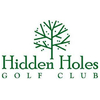 Hidden Holes Golf Club Logo