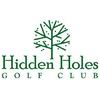 Hidden Holes Golf Club Logo
