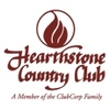 Jackrabbit/Wolf Corner at Hearthstone Country Club - Private Logo