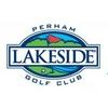 Perham Lakeside Country Club - Oak/Pine Course Logo