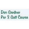 Don Gardner Par-3 Golf Course Logo
