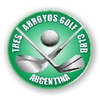 Tres Arroyos Golf Club Logo
