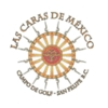 Las Caras de Mexico Golf Club Logo
