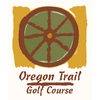 The Oregon Trail Golf Course Logo