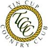 Tin Cup Country Club Logo