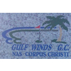 Gulf Winds Golf Course - Military Logo