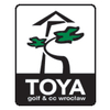 Toya Golf &amp; Country Club Wroclaw - 9-hole Logo