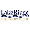 Lake Ridge Golf Course Logo