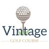 Vintage Golf Course Logo