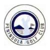 The Peninsula Golf Club Logo