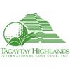 Tagaytay Highlands International Golf Club Logo