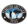 Perryton Golf Club Logo