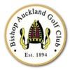 Bishop Auckland Golf Club Logo