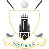 Boston Golf Club Logo
