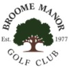 Broome Manor Golf Club - 18-hole Course Logo