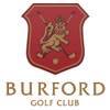 Burford Golf Club Logo