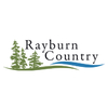 Rayburn Country Resort - Blue/Gold Course Logo