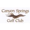 Canyon Springs Golf Club Logo