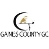 Gaines County Golf Course - Semi-Private Logo