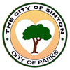 Sinton Municipal Golf Course - Public Logo