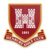 Henbury Golf Club Logo