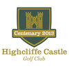 Highcliffe Castle Golf Club Logo