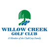 Willow Creek Golf Club - Private Logo