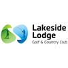 Lakeside Lodge Golf Club Centre - Lodge Course Logo