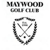 Maywood Golf Club Logo