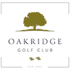 Oakridge Golf Club Logo