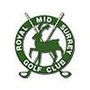 Royal Mid-Surrey Golf Club - J. H. Taylor Course Logo