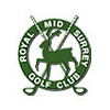Royal Mid-Surrey Golf Club - Pam Barton Course Logo