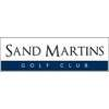 Sand Martins Golf Club Logo