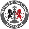 Settle Golf Club Logo