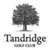 Tandridge Golf Club Logo