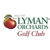 Player at Lyman Orchards Golf Club - Public Logo