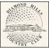 Diamond Hills Country Club - Public Logo