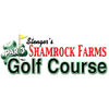Stenger's Shamrock Farms Par-3 Golf Course Logo