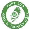 Port Vila Golf & Country Club Logo