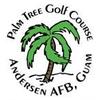 Palm Tree Golf Club Logo