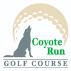 Coyote Run Golf Course Logo