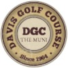 Davis Golf Course - Public Logo