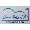 Muroc Lake Golf Course - Military Logo