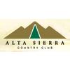 Alta Sierra Country Club - Semi-Private Logo