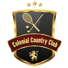 Colonial Country Club - Private Logo