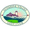 Sunshine Valley Golf Club Logo