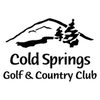 Cold Springs Golf & Country Club - Private Logo