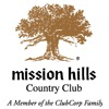 Arnold Palmer at Mission Hills Country Club - Private Logo